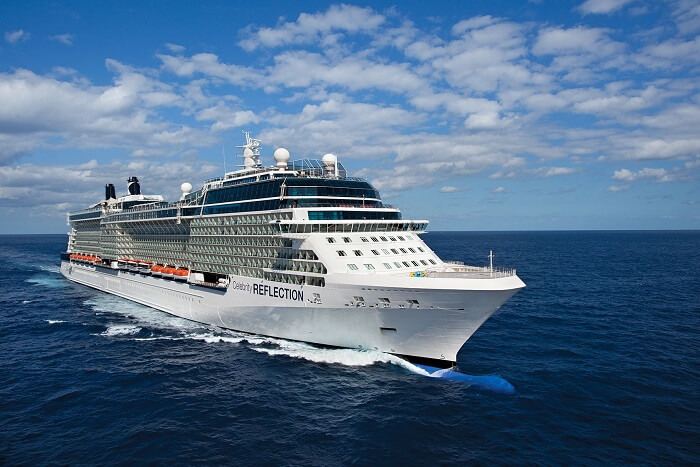 Celebrity Reflection Cruise Line