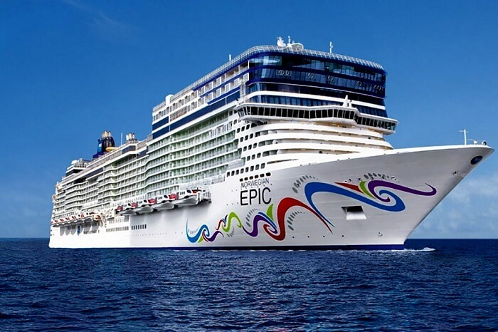 Norwegian Epic Cruise Line