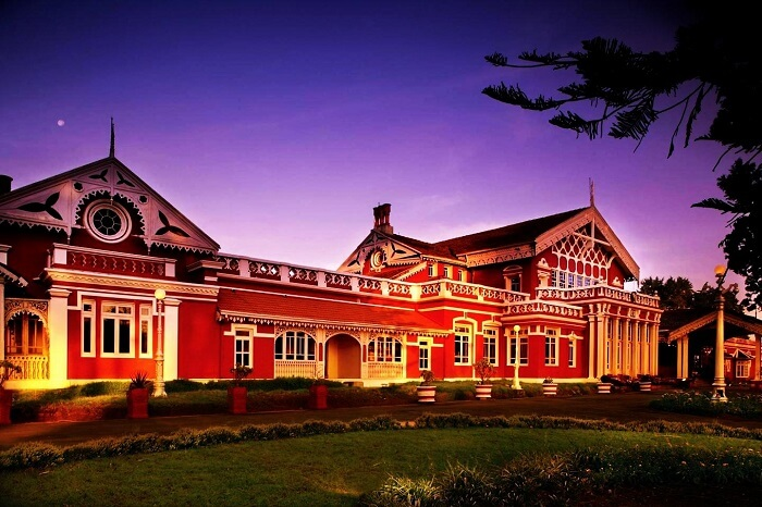 Fernhills Royal Palace