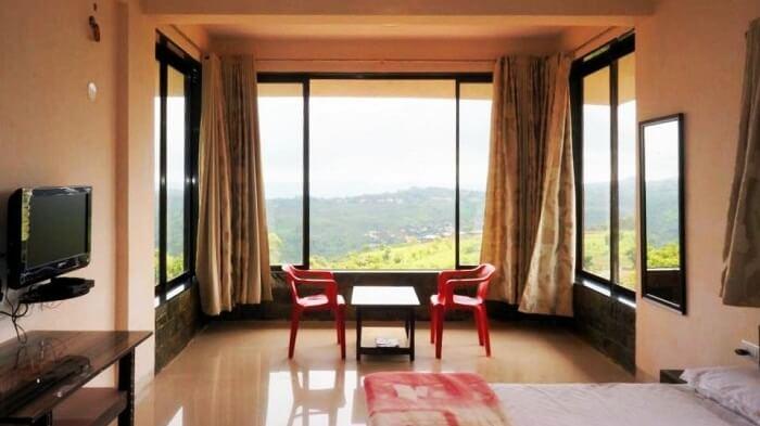 Hira Baug Resort, Panchgani