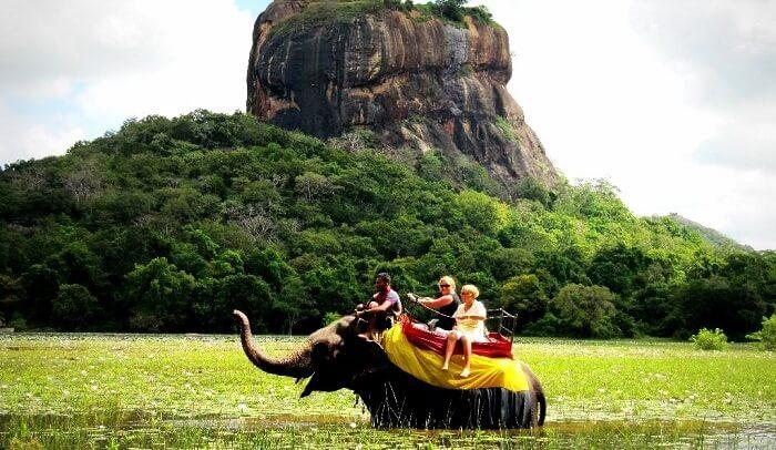 Elephant Ride, Kandy