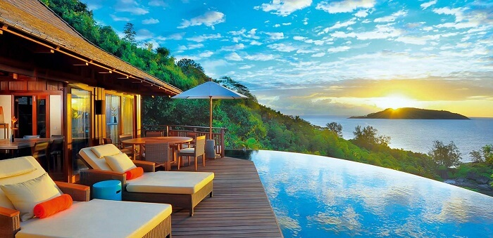 The best of the best 5 Star resorts in Seychelles
