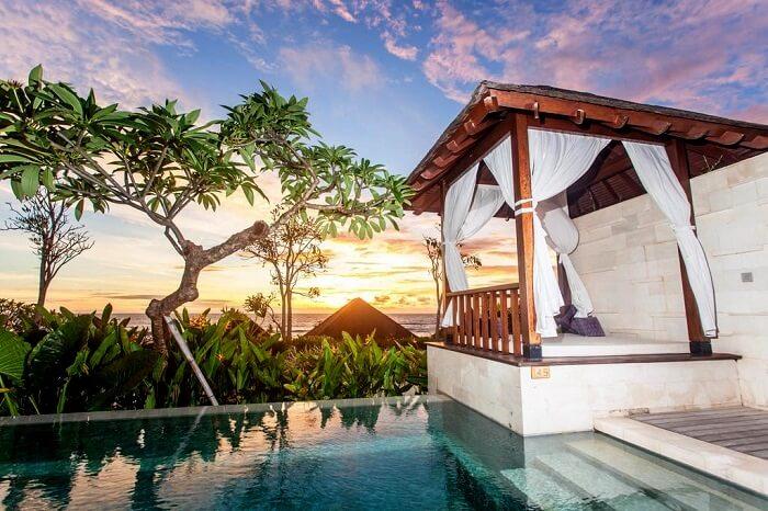 D Chandrasti Bali Villas, Kuta