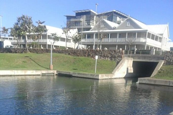 Durban Point Waterfront Canal