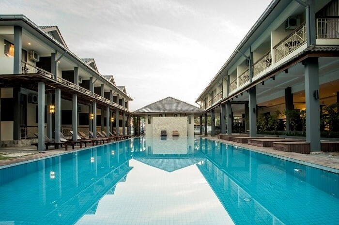 best budget resort langkawi