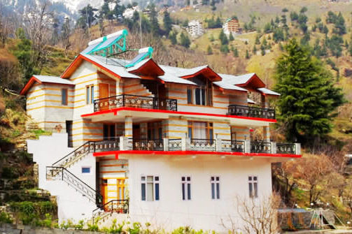 apple bud cottages manali