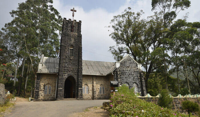 CSI Protestant Church in Munnar, a delight for history lovers