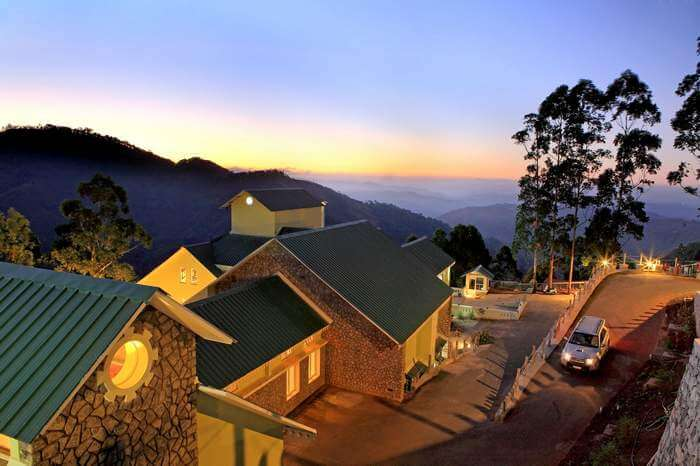 Chandy's Windy Woods is among the best hotels and resorts in Munnar