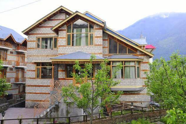 Cloud 9 Cottage manali