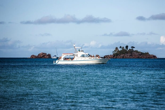 Complimentary Sunset Cruise at Paradise Sun Resort in Seychelles