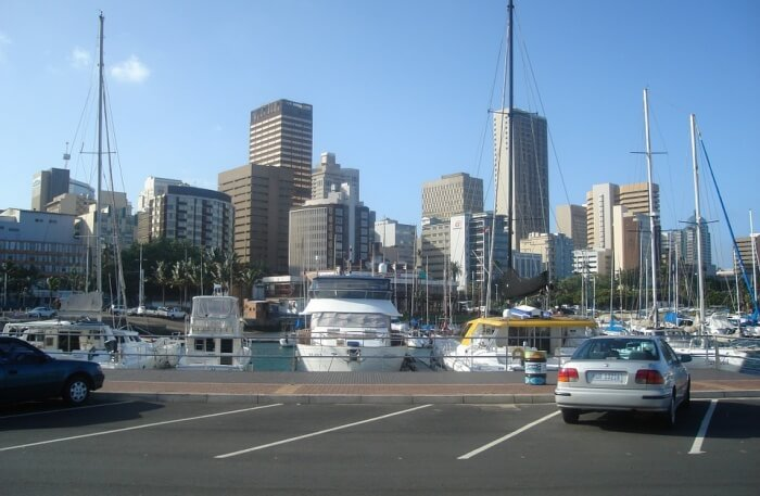 Durban City Streets View
