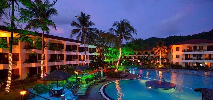 budget resorts langkawi
