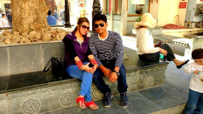 Sightseeing in Udaipur