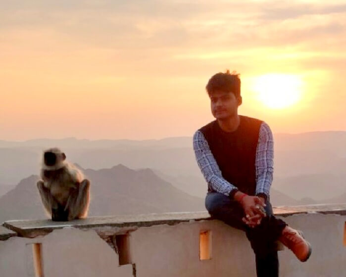 Sajjangarh Fort Udaipur
