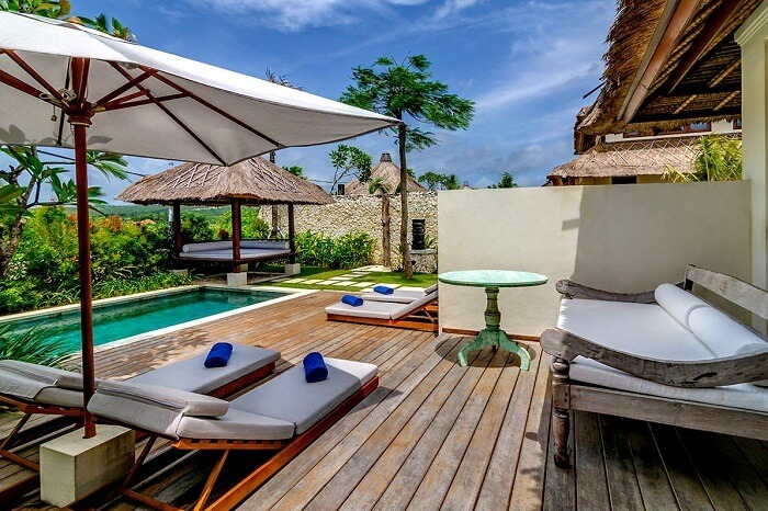 awesome private pool villas in Karma Kandara