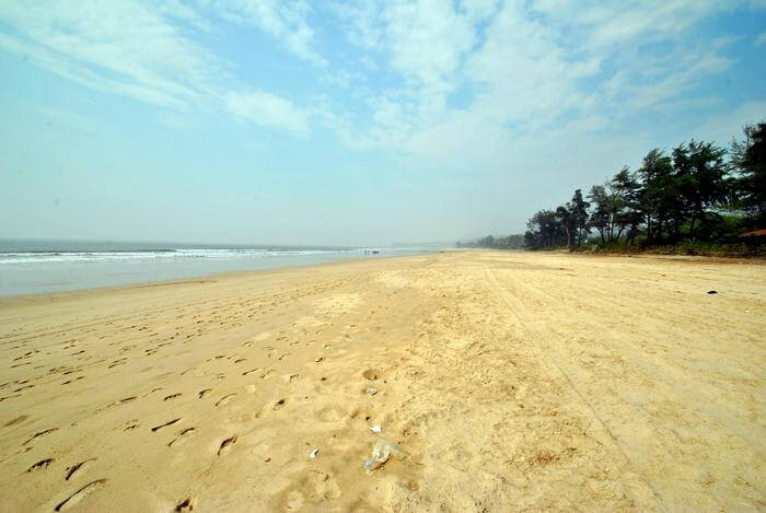 The pristine beaches in Kashid make it a quaint weekend getaway from Pune