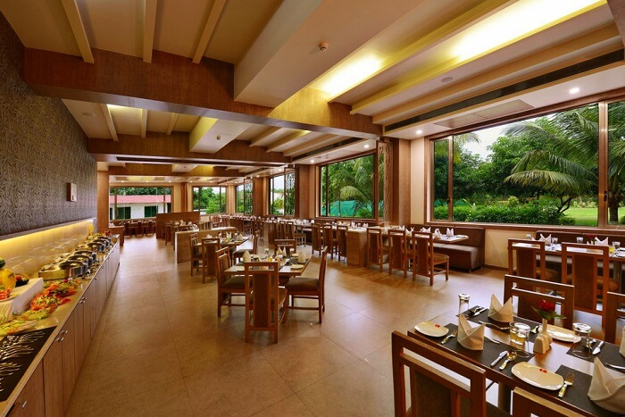 lords resort restaurant