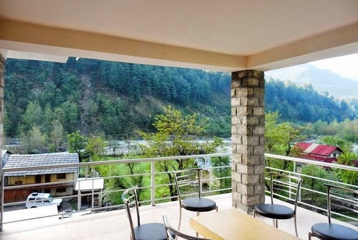 Manali Sunrise Cottage