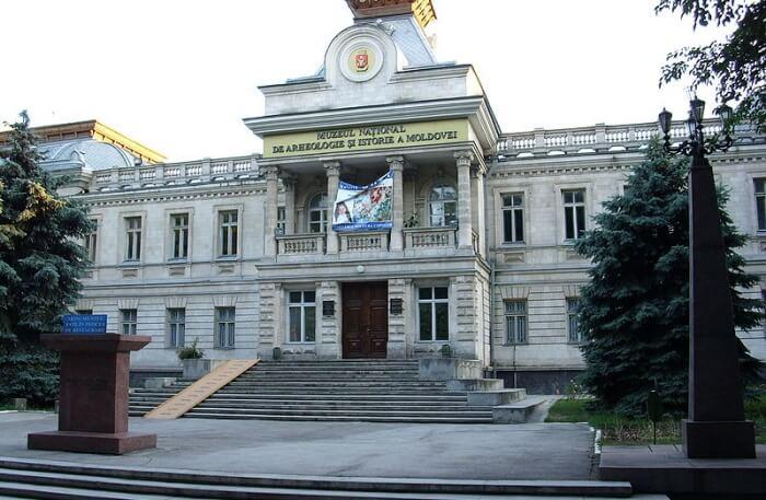 National Museum Of Moldovan Art
