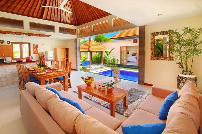 fantastic lounge and resting area in nicola villa