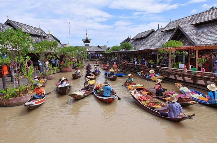 The best tourist place in Pattaya