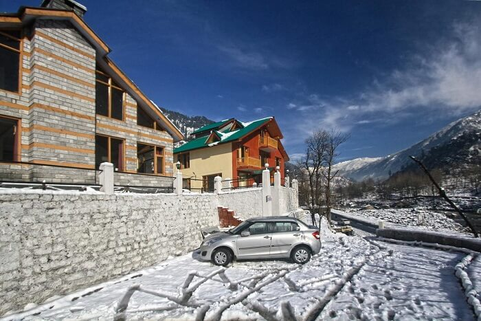 RiverSide Cottages Manali