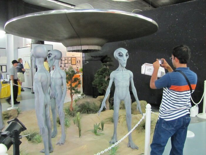 Roswell UFO fest in Mexico is another crazy festival to be celebrated in world