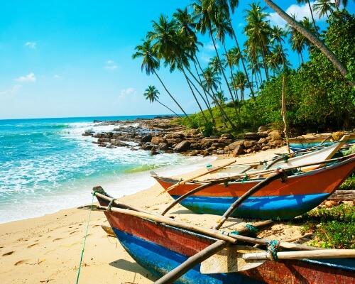 Sri Lanka: favourite destinations of Indian travelers