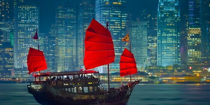Star Ferry's Harbor Tour is a trip through the most attractive gems of nightlife in Hong Kong