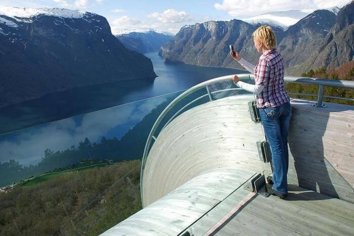 Stegastein Lookout, Norway 2