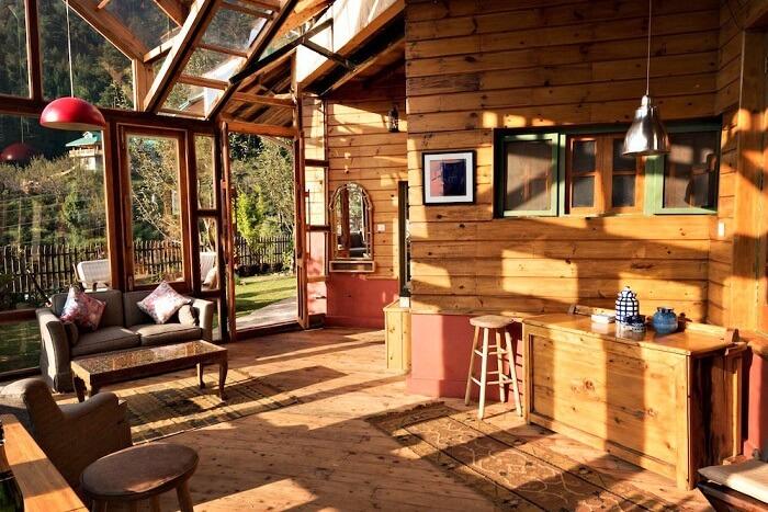 Taara House interiors