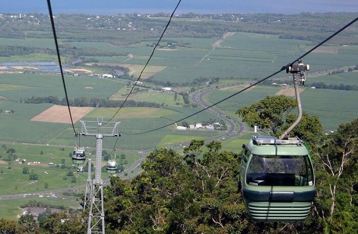 Skyrail Rainforest to Kuranda