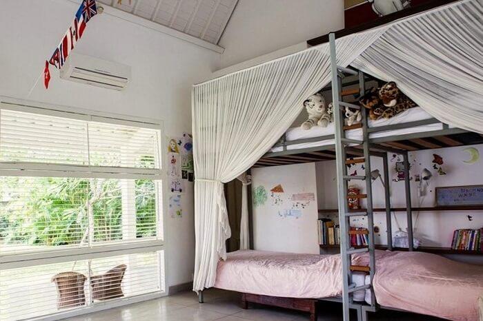 kid's room in villa padawan