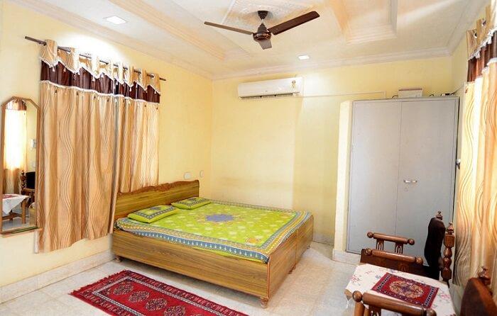 room in balaji resort