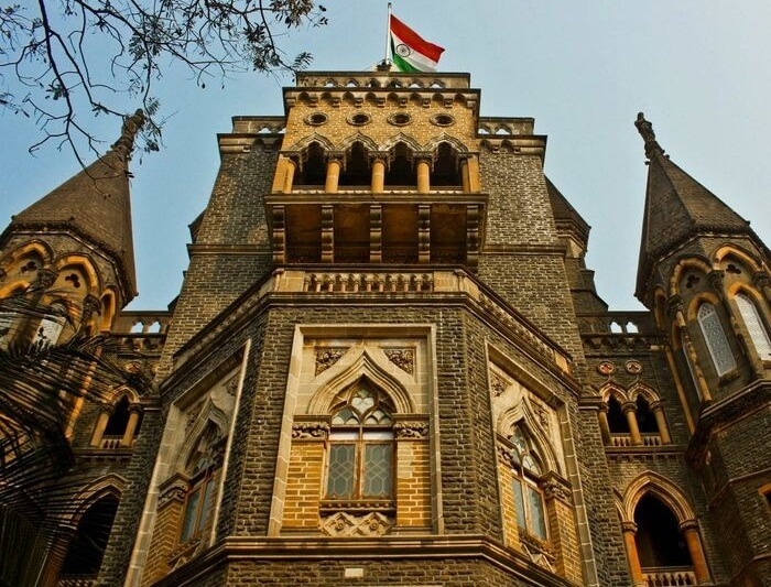 A view of the haunted Bombay High Court at BBD Square in Mumbai