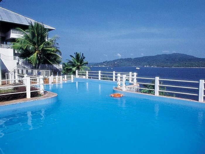 port blair fortune resort