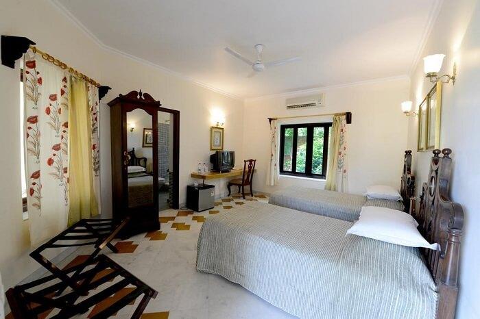 room in heritage resort