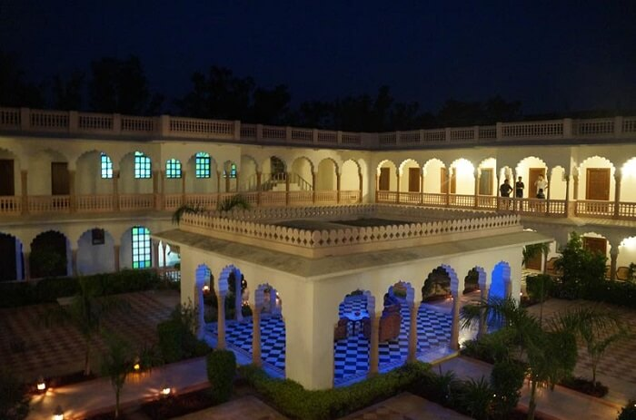 hotel surya vilas bharatpur