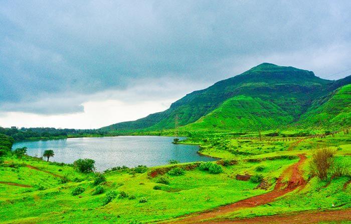 Mesmerizing lake of Igatpuri