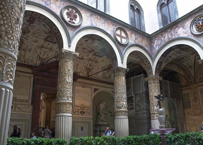 Medici Palace Gardens