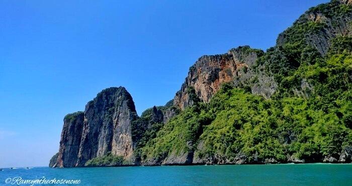 Phi Phi beach Phuket