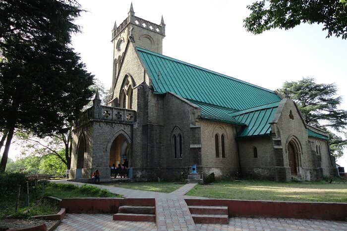 The Baptist Church in Kasauli