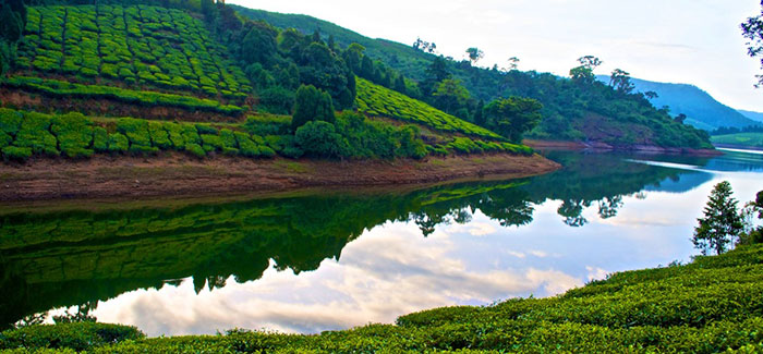 The stunning vistas of Meghamalai