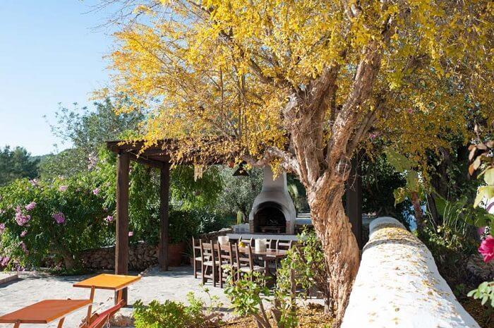 Ca' Nablaya villa in Ibiza