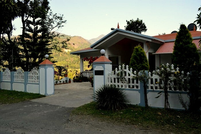 munnar homestays options