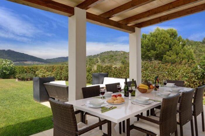 Villa Gelida in Spain