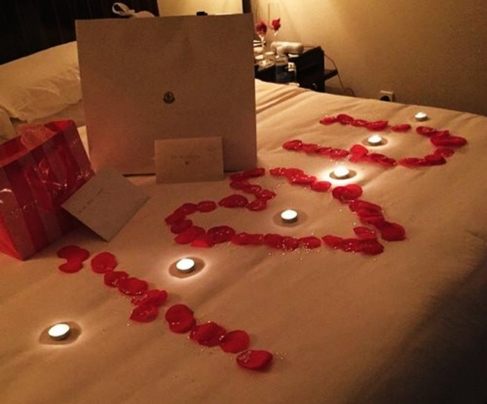 Romantic Stay at Hotel