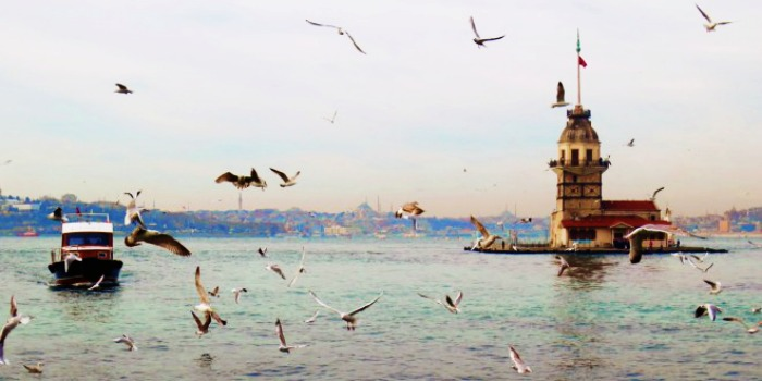 Turkey places for crushes