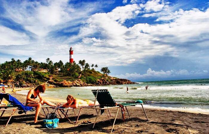 Kerala beaches - the ideal honeymoon destination for this summer