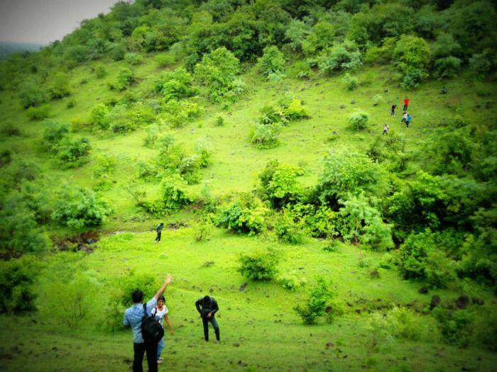 Ananthagiri hills - a peaceful destination for a bonfire night